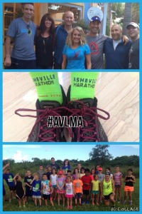 Sue Elissa Caplan at Kids run & trail run near Sewalls Point Florida