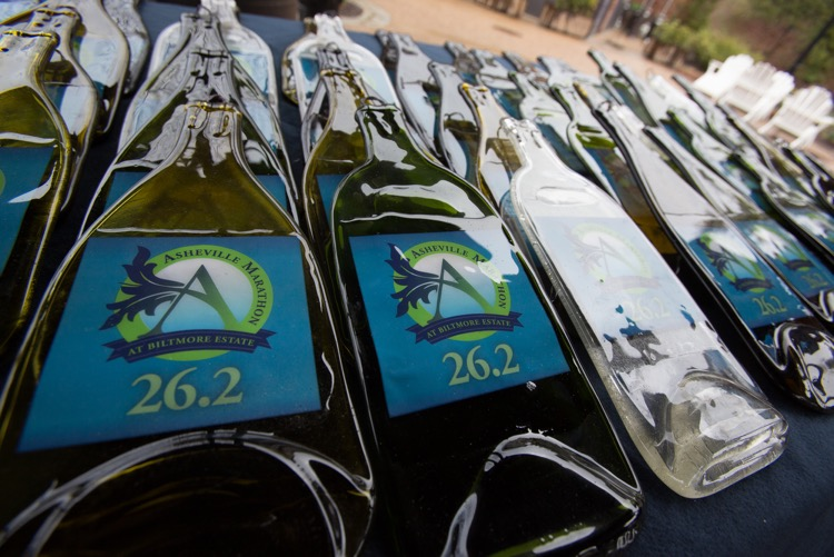 Full Marathon Wine Bottle Awards