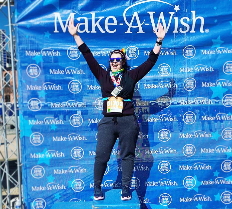 From 400 pounds to a Virtual Half Marathon: One runner's personal journey with SCFE